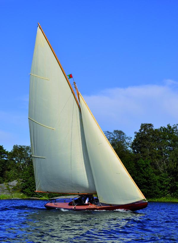 Trollsländan. Classic Boat Meet 20-24 juli 2012, Nynäshamn.