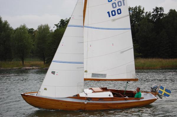 Curres Folkbåt-webb