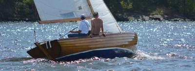 Folkbåtssegling