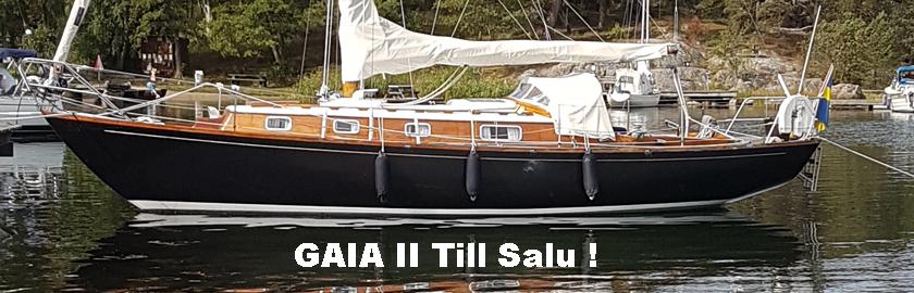 Gaia II till salu