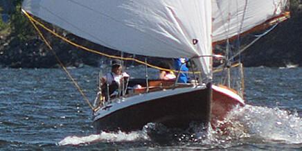 Diana ny medlemsbåt